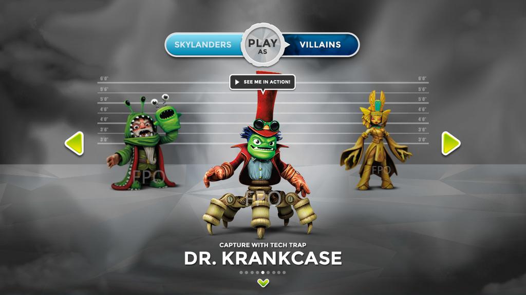skylanders trap team dr krankcase