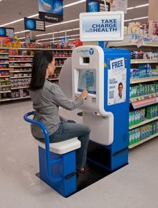 does walgreens a blood pressure machine