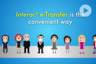 how to receive interac e transfer rbc