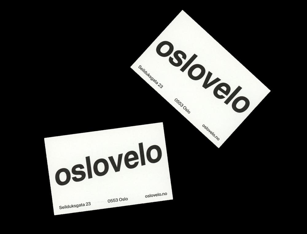 Oslovelo - Sara Risvåg
